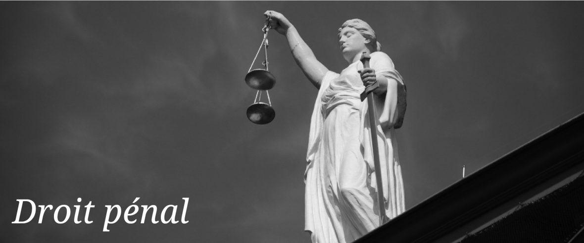 avocat secci - droit penal